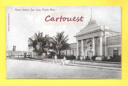 CPA PORTO RICO ( PUERTO RICO )  NAVAL STATION - Puerto Rico