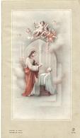 Devotie - Devotion - Communie Communion - Jasqueline Audouy -ND De Vicdessos - 1952 - Communion