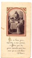 Devotie - Devotion - Communie Communion - Gisèle Coze - L'Eglise De Leulinghen Bernes - 1932 - Communion