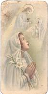 Devotie - Devotion - Communie Communion - Berthe Dourieux - Wimereux - 1949 - Communion