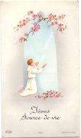 Devotie - Devotion - Communie Communion - Dominique Martel - Paroisse Saint Martin De Samer - 1965 - Communion