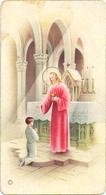 Devotie - Devotion - Communie Communion - René Sailly - Etaples 1957 - Communion