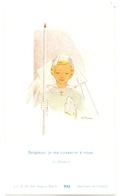 Devotie - Devotion - Communie Communion - Danièle De Saint Jean - Dinan 1945 - Communion