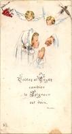 Devotie - Devotion - Communie Communion - Annik Elliott - Etaples 1955 - Communion