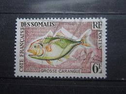 VEND BEAU TIMBRE DE LA COTE FRANCAISE DES SOMALIS N° 307 , XX !!! - Côte Française Des Somalis (1894-1967)