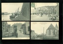 Beau Lot De 60 Cartes Postales De France  Seine - Maritime   Mooi Lot Van 60 Postkaarten Van Frankrijk ( 76 ) - 60 Scans - Postkaarten