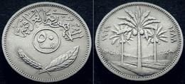 IRAQ -  50 FILS 1969 - 1388 KM 128 - Iraq
