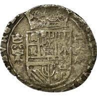 Monnaie, France, Franche-Comté, Philippe IV, 3 Patards, 162[3], Dole, TB - 476-1789 Period: Feudal