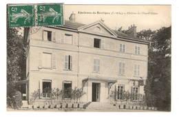 28 EURE ET LOIR - BOUTIGNY Environs, Château Du Mesnil Obton - Autres Communes