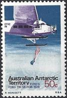 Australian Antarctic Territory 1973 - Seaplane Byrd's Ford ( Mi 33 - YT 33 ) MNH** - Territoire Antarctique Australien (AAT)