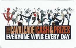 Reno Hilton Casino - Reno NV - BLANK Special Edition Slot Card - Cartes De Casino