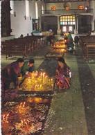 GUATEMALA--intérior Iglesia De SANTO TOMAS Chichicastenango---voir 2 Scans - Guatemala