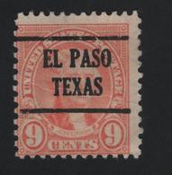 USA 716 SCOTT 641 EL PASO TEXAS - Estados Unidos