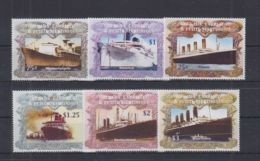 P183. Grenada - MNH - Transport - Ships - Titanic - Ohne Zuordnung