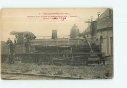 Cie EST - Machine 0564 à 0691 Pour Trains De Marchandises - Les Locomotives  , Ed. Fleury - 2 Scans - Equipment