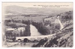 Jolie CPA Malzieu-Ville (Lozère), La Truyère - Autres Communes