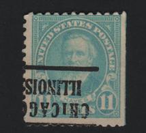 USA 780 SCOTT 692 CHICAGO ILLINOIS - Estados Unidos