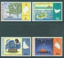GILBERT ELLICE -  MNH/** - 1973 - ISLANDS NAME - Yv 203-206 -  Lot 18279 - Îles Gilbert Et Ellice (...-1979)