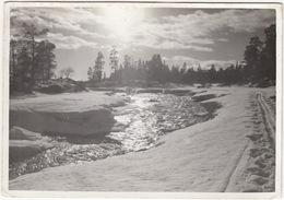 Juutuanjoki ( River, Lake Inari)  - (Finland/Suomi) - Finland