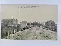 Ueckingen, Uckange, Hayinger Straße, Brauerei Ensel, AK, Feldpost 1916 - Ohne Zuordnung