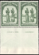 Congo 0172** Scènes Indigènes ATELIER DU TIMBRE -- MNH - Congo Belge