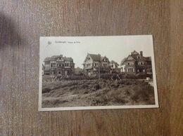 Duinbergen Groupe De Villas - Cartes Postales