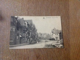 Duinbergen Avenue De Knocke - Cartes Postales
