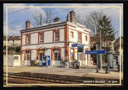 95  BOISSY  L'AILLERIE   ... La  Gare - Boissy-l'Aillerie