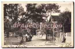 CPA Royan Avenue De Cordouan A Vallieres - Royan
