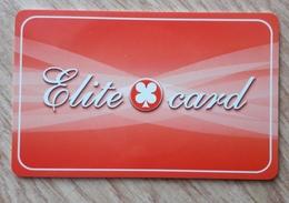Casino LIPICA Elite Card Slovenia Casino Card - Cartes De Casino