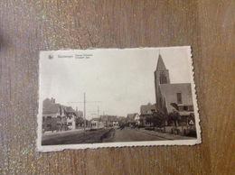 Duinbergen  Avenue  Elisabeth - Cartes Postales