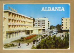 "Albania - Postcard Unused - Fier - The "" Apolonia "" Hotel - Albania"