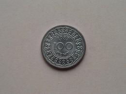 1987 - 100 Cent ( KM 23 ) Uncleaned ! - Surinam 1975 - ...
