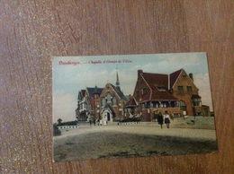 Duinbergen  Chapelle Et Groupe - Cartes Postales
