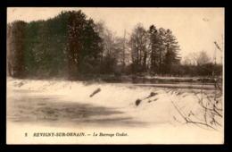 55 - REVIGNY-SUR-ORNAIN - LE BARRAGE OUDOT - SANS EDITEUR - Revigny Sur Ornain