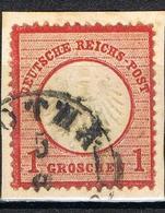 ALLEMAGNE EMPIRE 4 SUR FRAGMENT - Allemagne