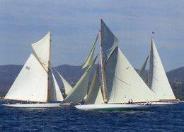 CPM - N - VOILIER - VOILIERS - MOONBEAM III - MARISKA - CAMBRIA - Sailing Vessels