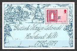 Vierge N° Bloc 12 YVERT NEUF ** - British Virgin Islands