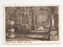 Cp , VATICAN , Citta Del VATICANO , Biblioteca , Salone Sistino , Vierge - Vatican