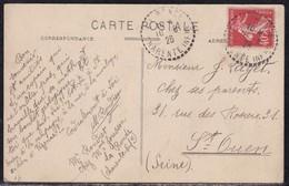 France, Charente Inférieure - Càd Tireté De La Ronde De 1926 - 1921-1960: Période Moderne