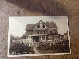 Duinbergen Hotel Du Chalet - Cartes Postales