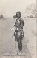 Namibia  DSW  OWAMBOLAND Frau Mit Haarsschmuck Topless  Nm61 - Namibie