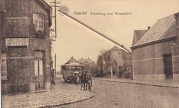 Haecht, Steenweg Naar Wespelaer, 2 Scans - Haacht