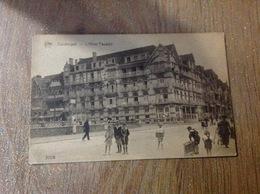 Duinbergen Hotel Pauwels - Cartes Postales