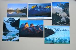 Chili Lot 6 CP Torres Del Paine Cuernos Del Paine Chile Mountains Montagne Parc National - Chile