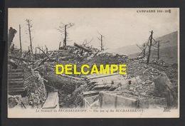 DD / GUERRE 1914-18 / HAUT-RHIN / MUHLBACH SUR MUNSTER / CHAMP DE BATAILLE AU SOMMET DU REICHACKERKOPF - Guerre 1914-18