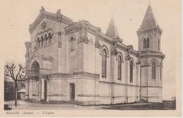 18/11/450  - REGNIE  ( 69 )  - L'ÉGLISE - France