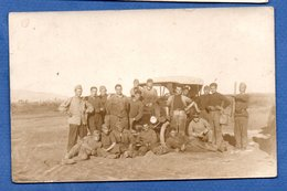 - Carte Photo  -  Groupe De Soldats -- Camp De Dar Marhes  -  12/1/1926 - Morocco