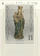 PIA - BEL - 1993 : Natale E Nuovo Anno - La Vergine E Il Bambino - Notre-Dame De La Chapelle - Bruxelles - (Yv 2530) - Nuovi