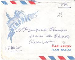 Enveloppe Illustrée De S.P.87233 - Poststempel (Briefe)